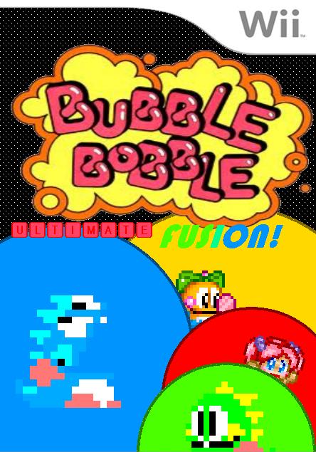 Bubble Bobble Ultimate Fusion!