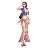 One piece pirate warriors 2 nico robin by hes6789-da2sjvg.png