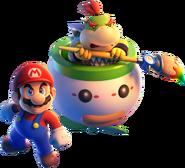 SM3DWBF Mario Jr. Art