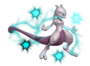 1.9.Mewtwo surrounded by electricity