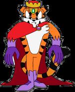 Fang the Tiger King