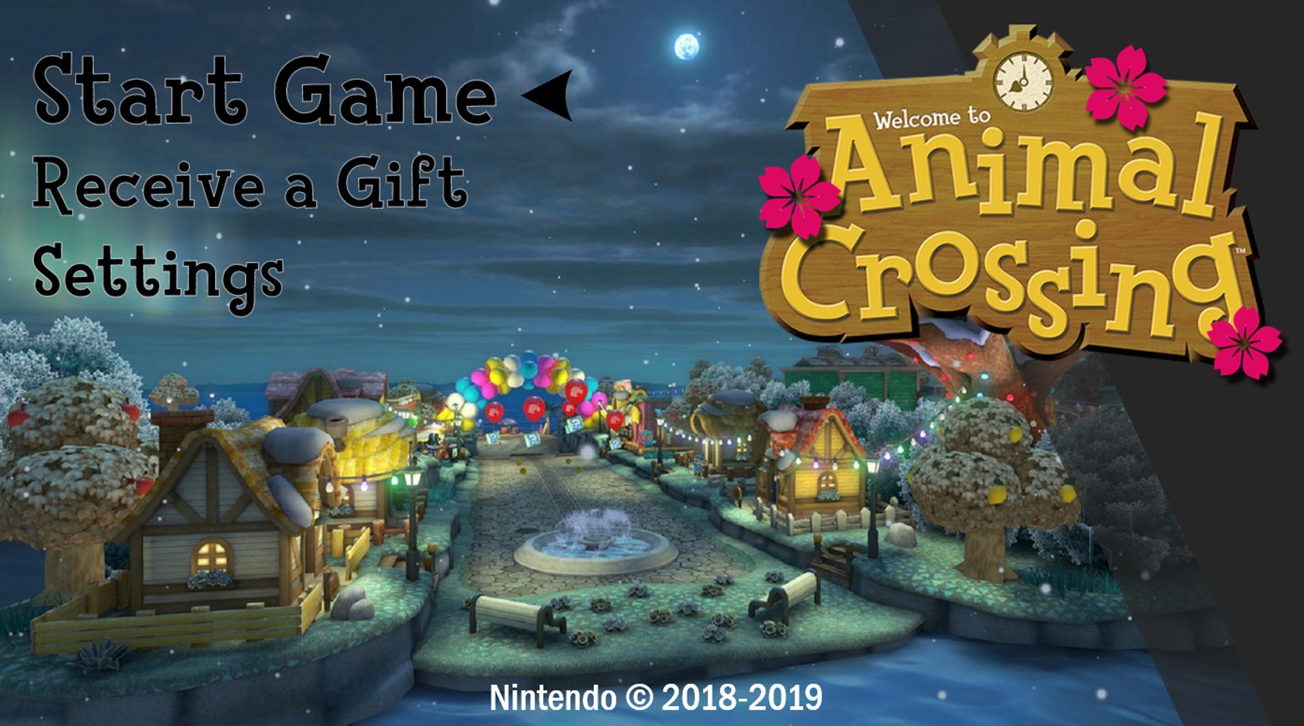 Animal Crossing: Flower Road