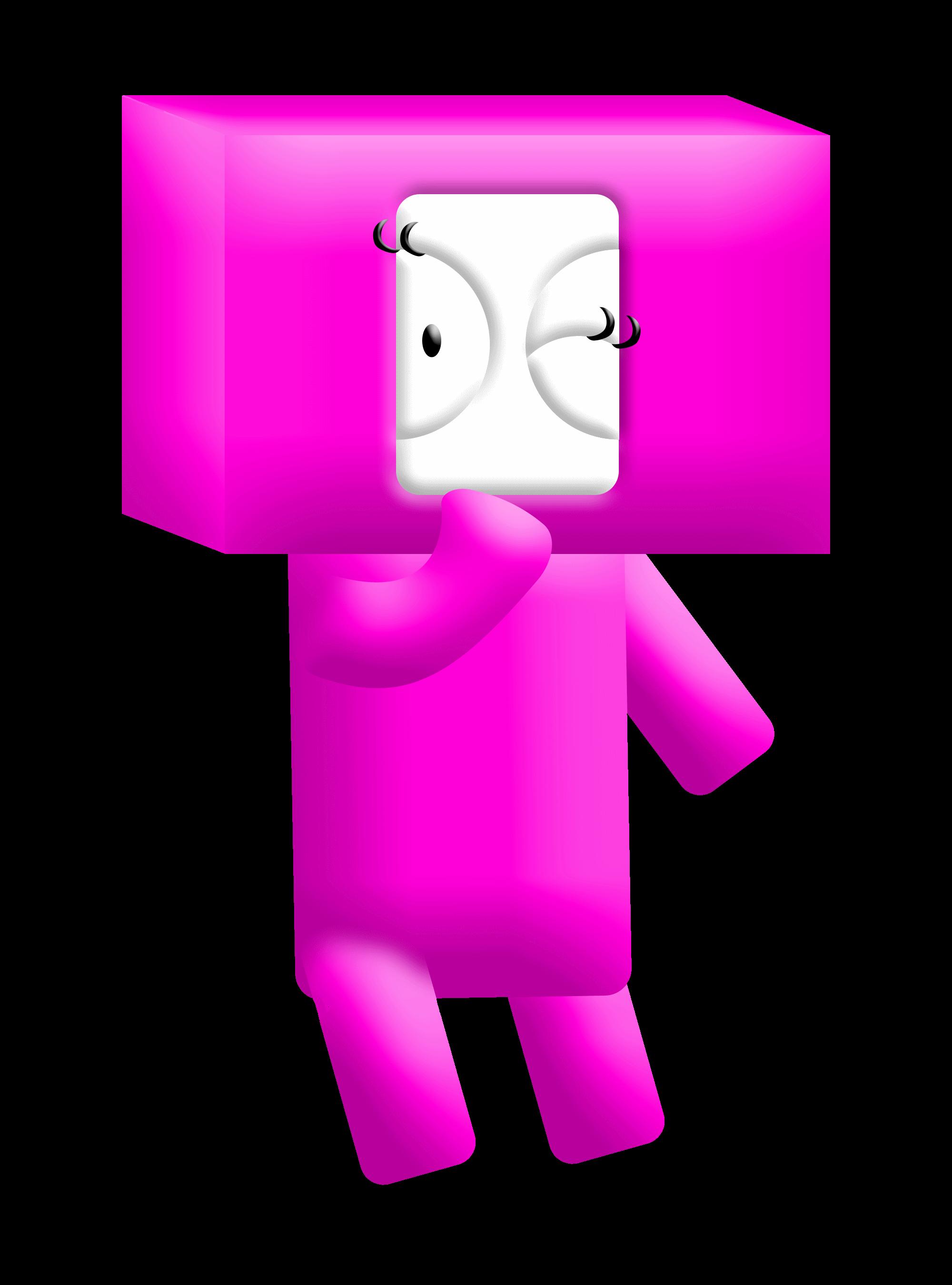Pink the Hood'em