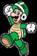 2D Boomerang Luigi