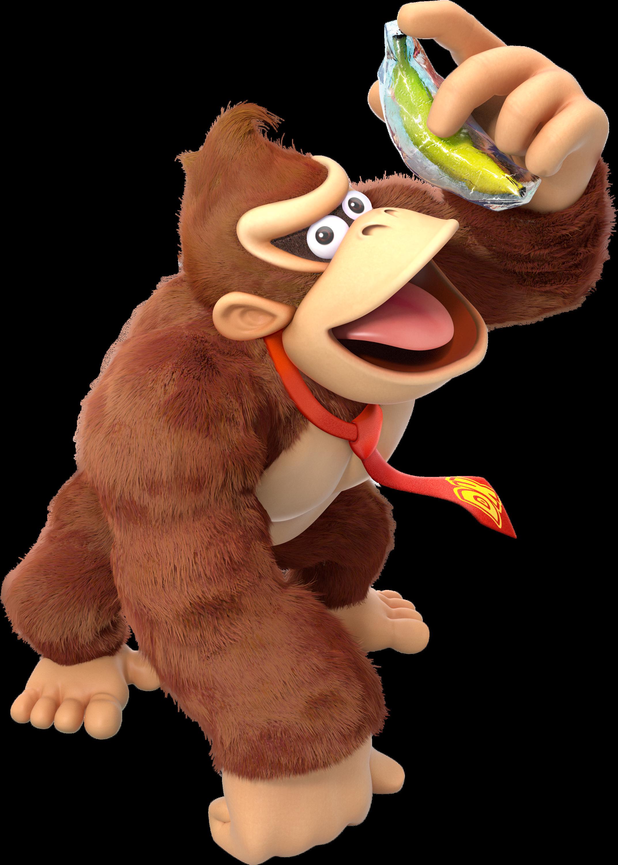 Donkey Kong (SSB Crusade)