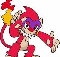 Blaze the Monferno