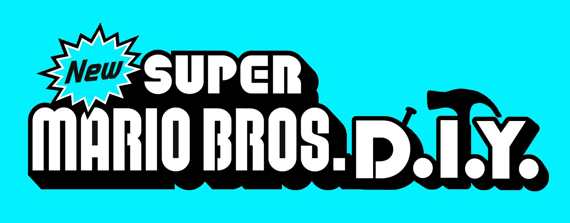 New Super Mario Bros. D.I.Y.