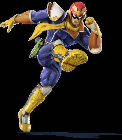 Captain Falcon (SSBHassle)