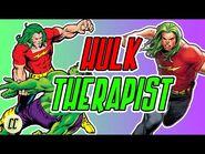 Meet THE HULK'S THERAPIST - Doc Samson
