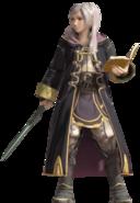 2.1.Female Robin Standing