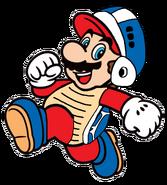 2D Boomerang Mario