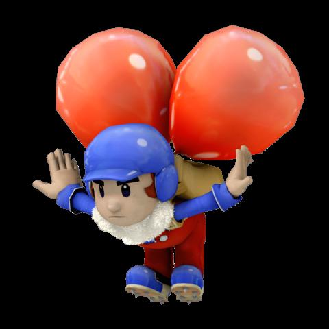 Balloon Fighter (SSBD)