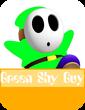 Green Shy Guy MR