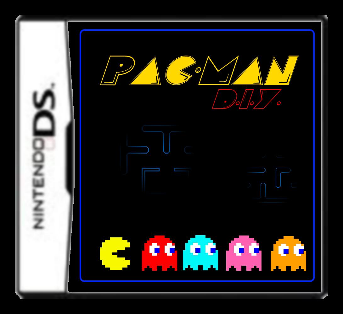 Pac-Man DIY