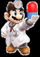 Dr mario render by assassannerr-d8czco2