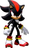 Team Sonic Racing Shadow No Car