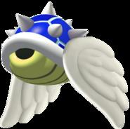Flying Blue Shell 64