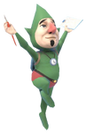 1.2.Tingle Jumping on the Spot