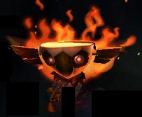 Flaming Tiki Buzz