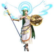 0.2.Palutena Showing her Wings