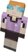 Minecraft Console - Alex alt 6