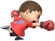 0.10.Red Villager Punching 2