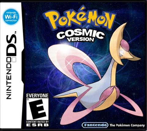 Pokémon Cosmic Version