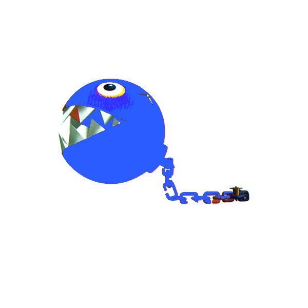 Aqua Chain Chomp