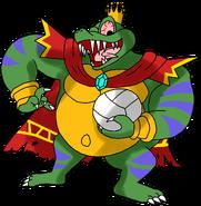 King K. Rool Spikers