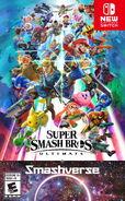 Super Smash Bros. Ultimate + Smashverse