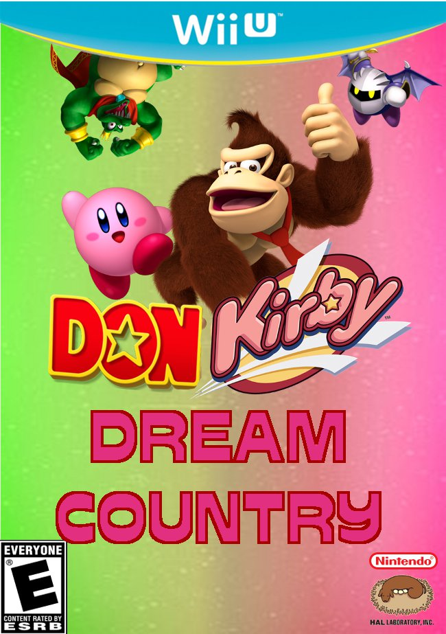 DonKirby: Dream Country