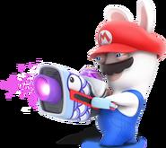 Rabbid Mario