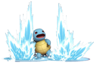 1.7.Squirtle's Water attack