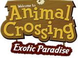 Animal Crossing: Exotic Paradise