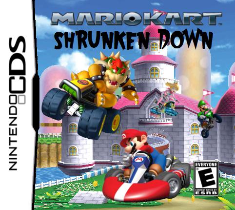 Mario Kart: Shrunken Down