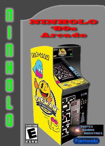NinHolo '80s Arcade