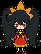 Ashley - WarioWare Gold