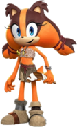 Sonic Boom Sticks 3D