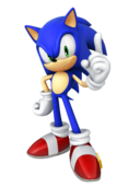 Sonic the Hedgehog 4 Episode 1 - Main Pose.png