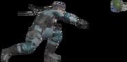 0.16.Snake Throwing a Grenade