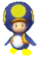 Penguin Yellow Toad