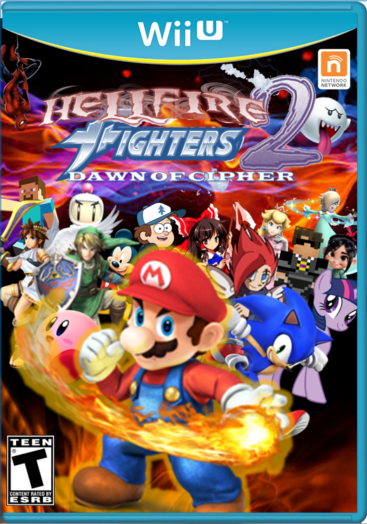 Hellfire Fighters 2: Dawn of Cipher