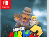 Super Mario Odyssey 2 (Popplio Power's Edition)