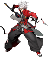 Ragna the Bloodedge (Cross Tag Battle)