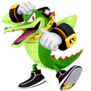 Legacy vector the crocodile render by nibroc rock-db1yq4s