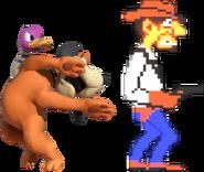 0.21.Duck Hunt Duo summoning a Wild Gunman 3