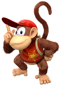Diddy Kong (SSB Crusade)