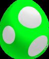 Lime Baby Yoshi Egg