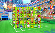 Mario Tennis Select