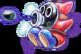 Snifit Artwork - Yoshi's New Island